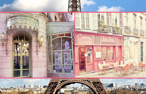 Parigi pasticcerie